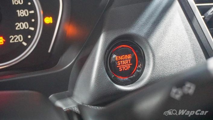2020 Honda City 1.5L E Interior 004