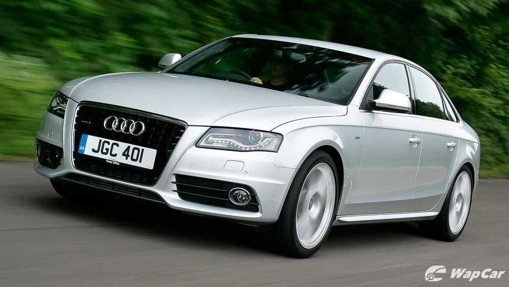 Recon Audi A4
