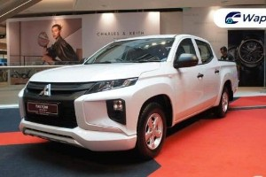 2020 Mitsubishi Triton, trak pikap paling laris di Malaysia sepanjang PKP!
