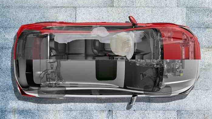 Subaru XV (2018) Interior 007