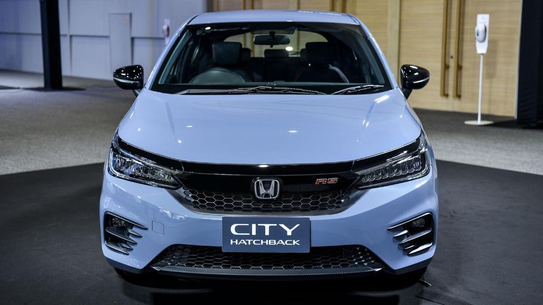 2021 Honda City Hatchback International Version Exterior 002