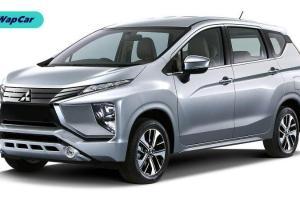 Pertumbuhan positif bagi Mitsubishi Motors Malaysia, Xpander akan dilancarkan tak lama lagi