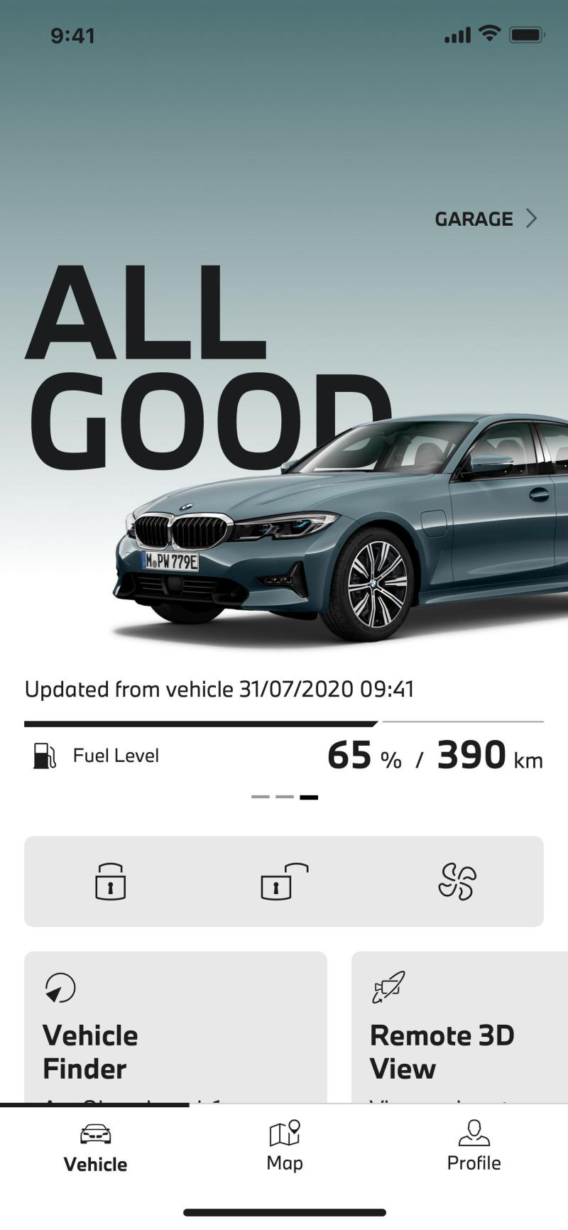 There's a new app to communicate with your BMW/MINI 02