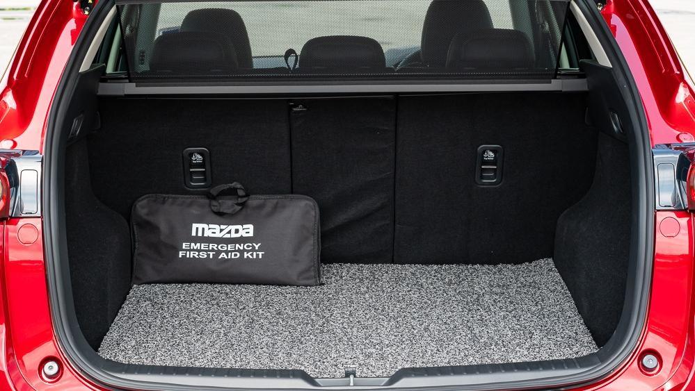 2019 Mazda CX-5 2.5L TURBO Interior 051