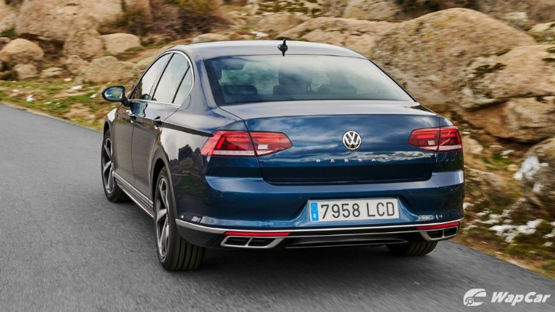Volkswagen Passat R-Line to be launched later in Malaysia 02