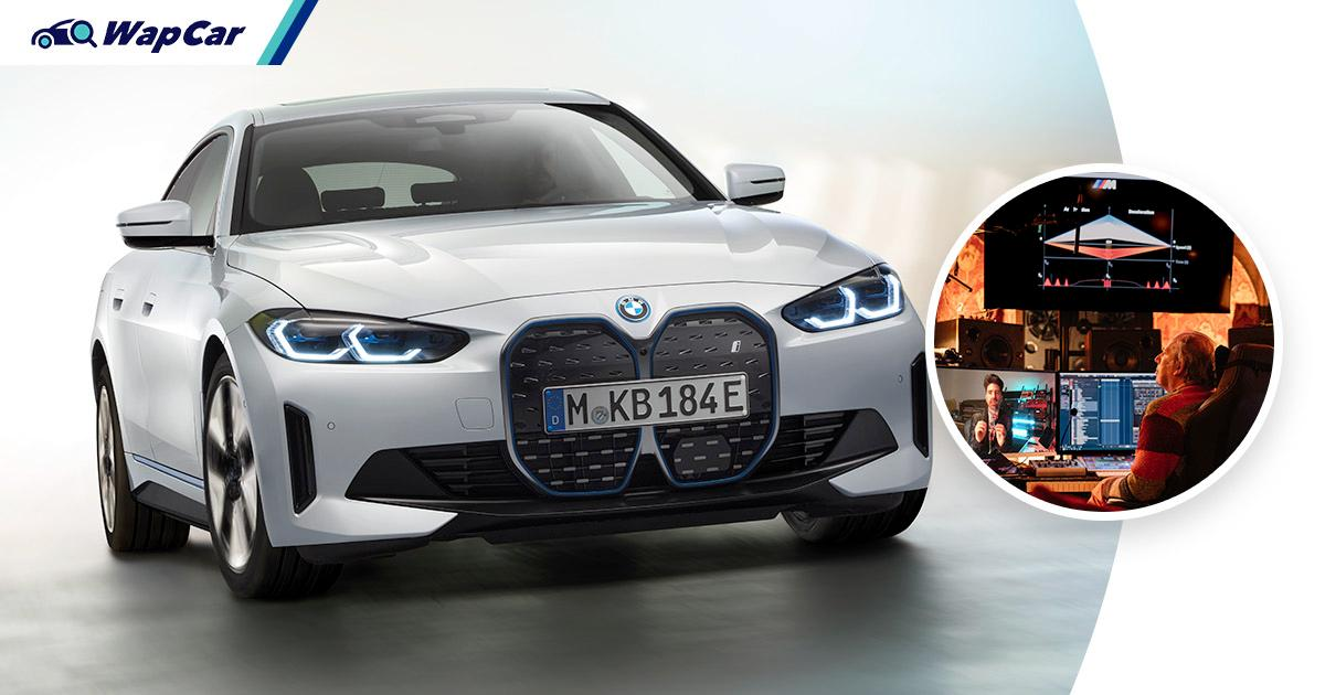 Electric BMW i4 M confirmed, will get Hollywood-produced sounds 01