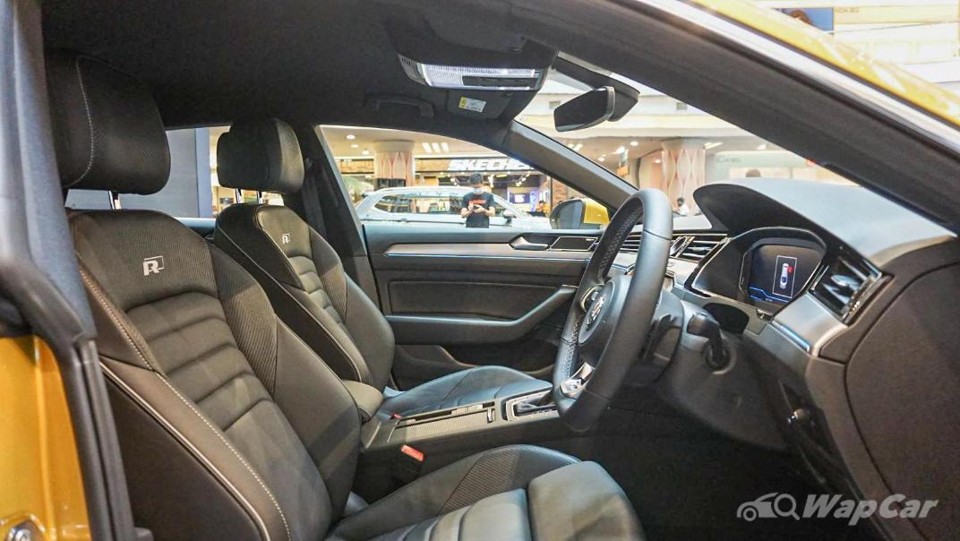 2020 Volkswagen Arteon 2.0 TSI R-Line Interior 003