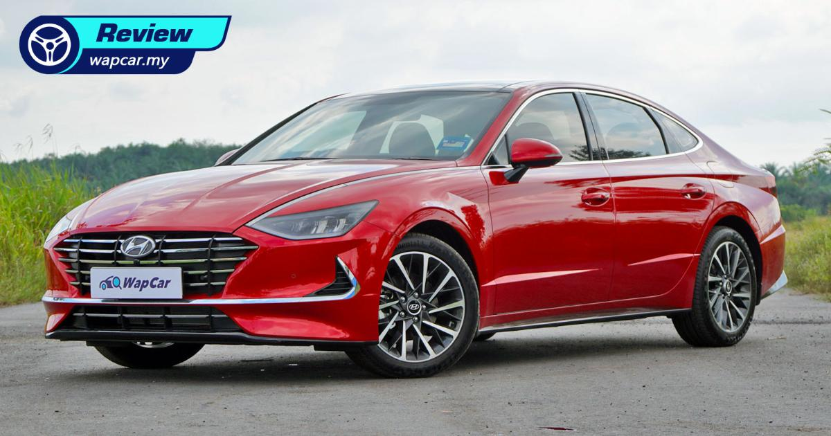 Review: 2021 Hyundai Sonata (DN8) – Is this enough to topple the Camry and Accord? 01