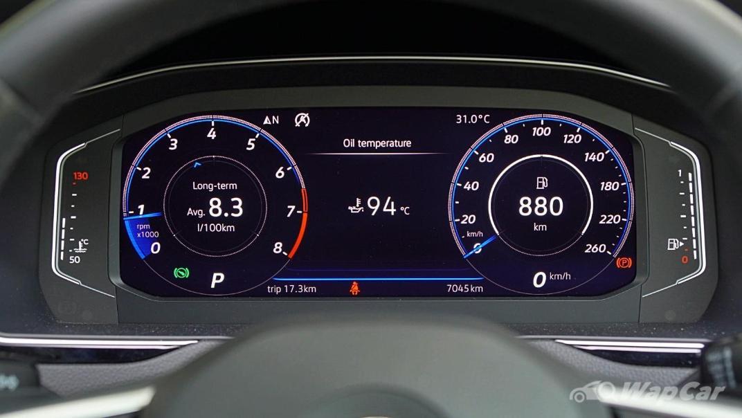 2020 Volkswagen Passat 2.0TSI Elegance Interior 005