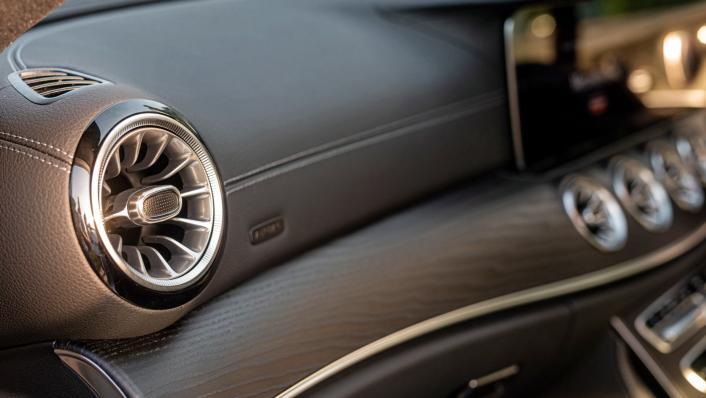 2021 Mercedes-Benz E-Class Coupe E300 AMG Line Interior 009