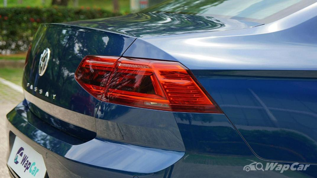 2020 Volkswagen Passat 2.0TSI Elegance Exterior 029