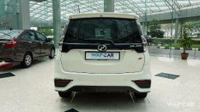 2018 Perodua Alza 1.5 AV AT Exterior 013