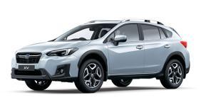 Subaru XV (2018) Exterior 002