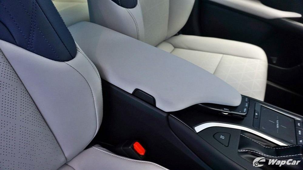 2020 Lexus UX 200 Luxury Interior 060