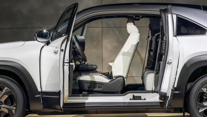 2020 Mazda MX-30 Upcoming version Interior 004