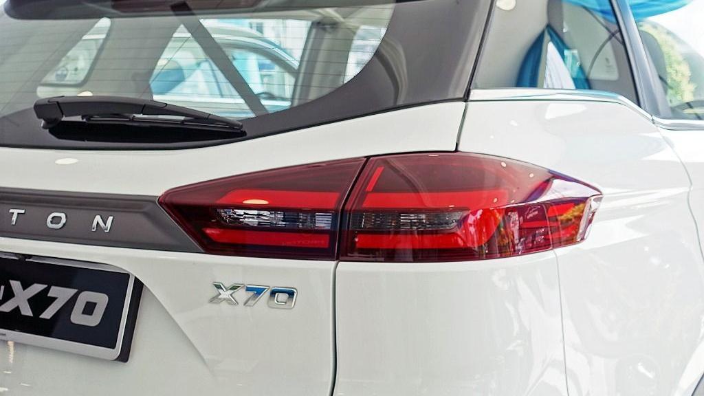 2018 Proton X70 1.8 TGDI Executive AWD Exterior 035