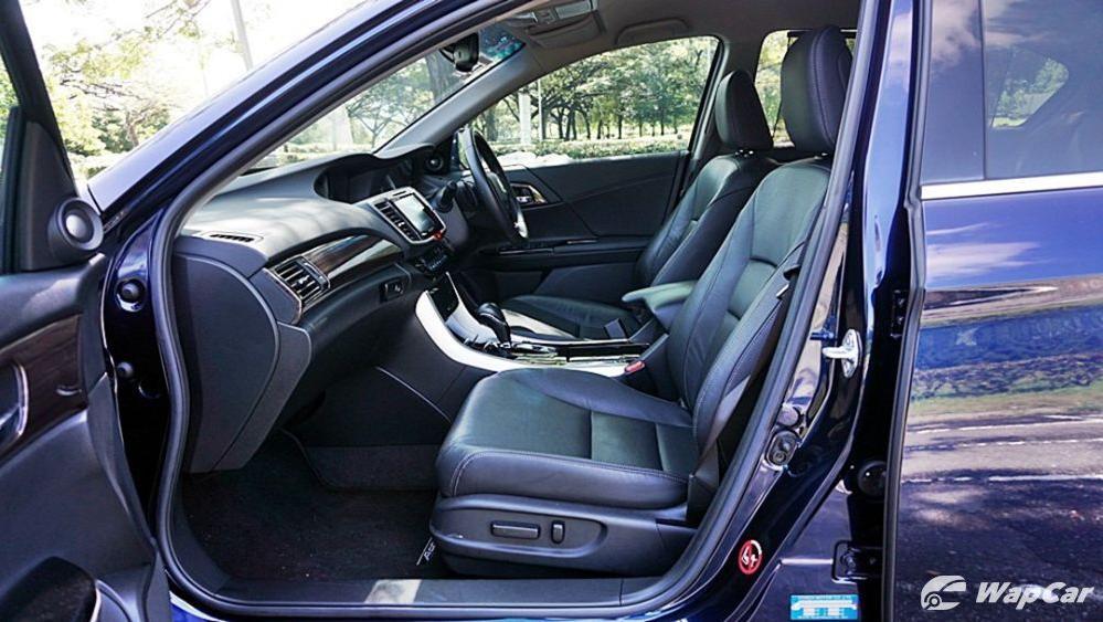 2018 Honda Accord 2.4 VTi-L Advance Interior 073
