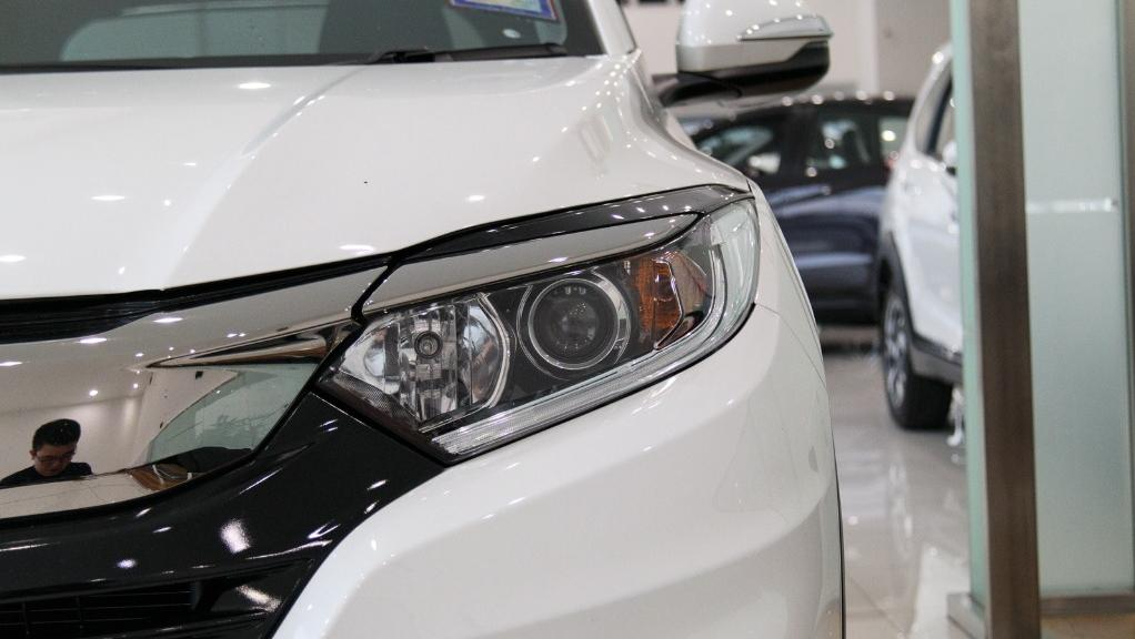 2019 Honda HR-V 1.5 Hybrid Exterior 007