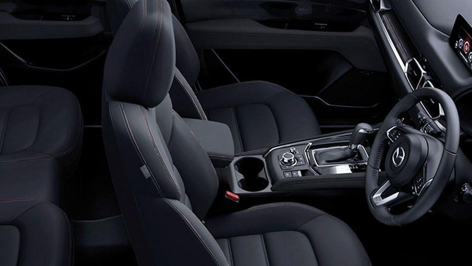 Mazda CX-5 (2018) Interior 009