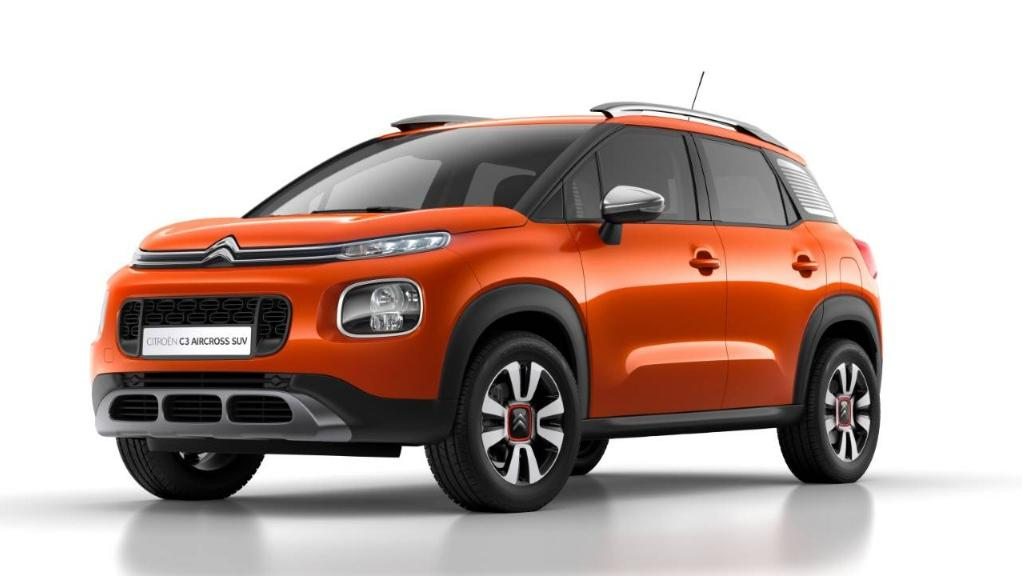 Citroën New C3 AIRCROSS (2019) Others 003