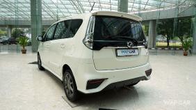 2018 Perodua Alza 1.5 AV AT Exterior 015