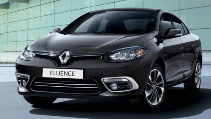 Renault Fluence (2019) Exterior 001