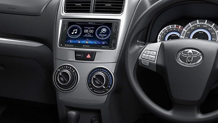 Toyota Avanza (2019) Interior 002