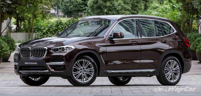 Malaysia to launch new BMW X3 sDrive20i variant in Q2 2021 02