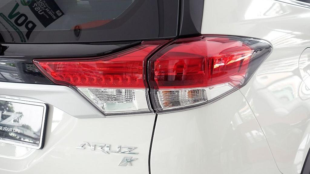2019 Perodua Aruz 1.5 X Exterior 028