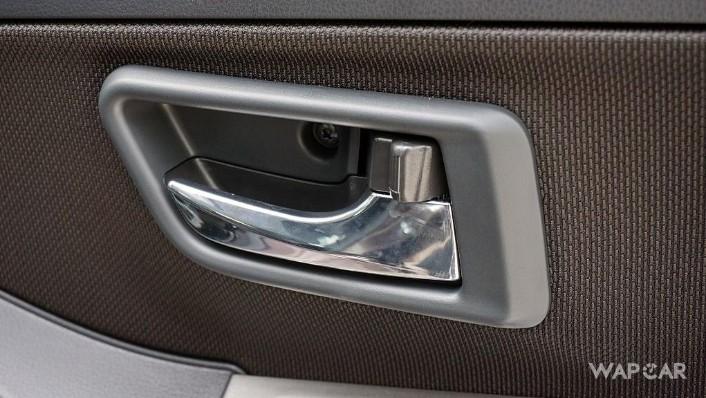 Perodua Bezza (2018) Interior 003
