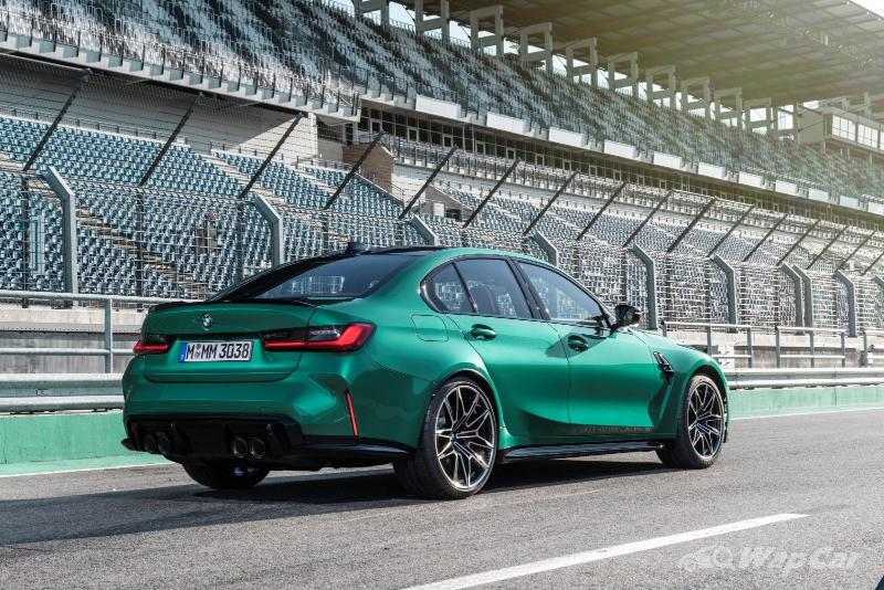 All-new G80 BMW M3 Competition introduced in Malaysia; 510 PS/650 Nm, from RM 664k 02