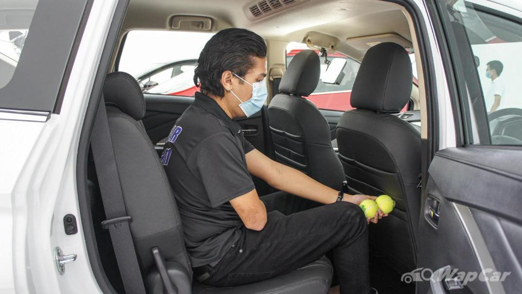 2020 Mitsubishi Xpander 1.5 L Interior 074