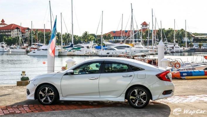 2018 Honda Civic 1.5TC Premium Exterior 004