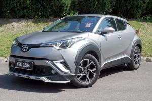 2021 Toyota C-HR to be dropped from Malaysia as Thailand shifts to hybrid-only C-HR facelift