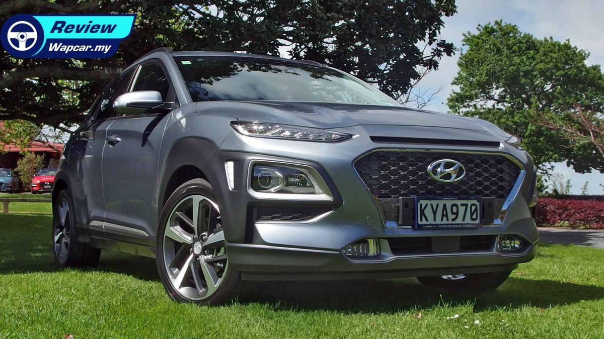 Review: Hyundai Kona - Should you get this over the HR-V or CX-3? 01