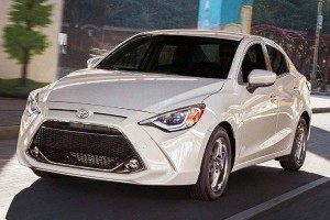 Toyota pulls the plug on the Mazda 2-based Toyota Yaris in the US