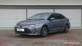 2020 Toyota Corolla Altis 1.8G Exterior 001