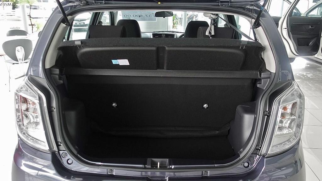 2018 Perodua Axia SE 1.0 AT Interior 052