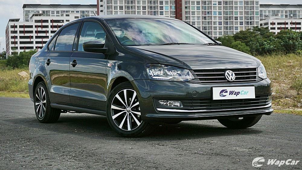 2019 Volkswagen Vento TSI