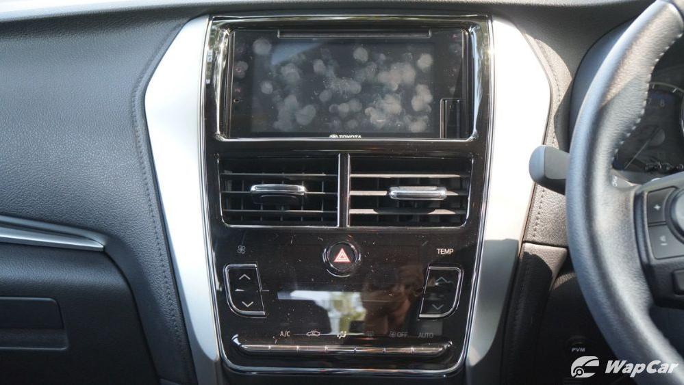 2019 Toyota Vios 1.5G Interior 081