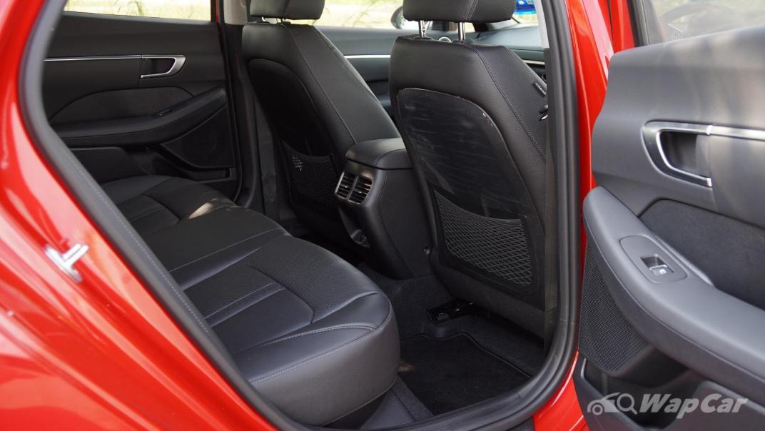 2020 Hyundai Sonata 2.5 Premium Interior 029