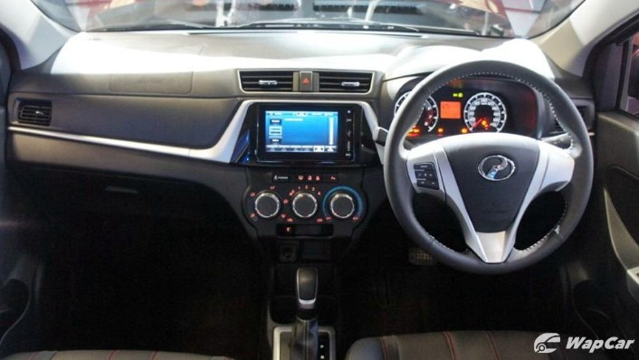 2020 Perodua Bezza 1.3 AV (A) Interior 002