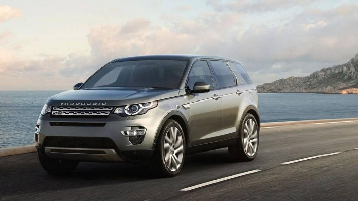 Land Rover Discovery Sport (2017) Exterior 002