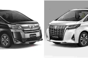 2020 Toyota Alphard and Vellfire adds Toyota Safety Sense, new infotainment, price up by over RM 20,000