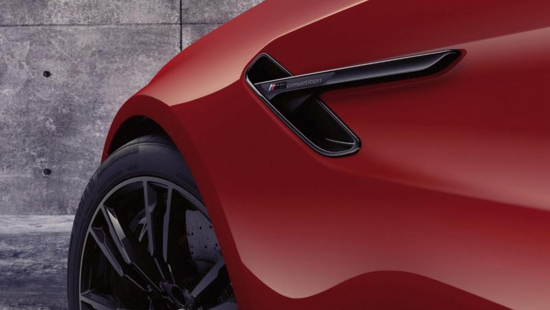 2020 BMW M5 Exterior 054