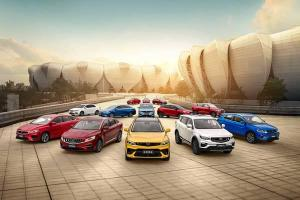 Geely sells 10 millionth car - from cloning Daihatsus to buying Volvo and Proton in just 23 years