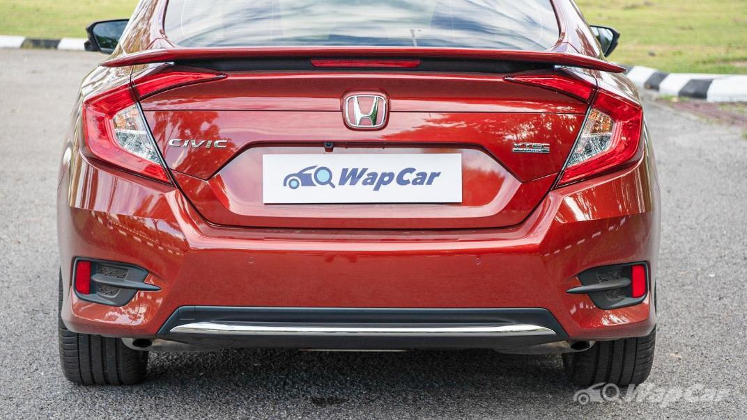 2020 Honda Civic 1.5 TC Premium Exterior 022