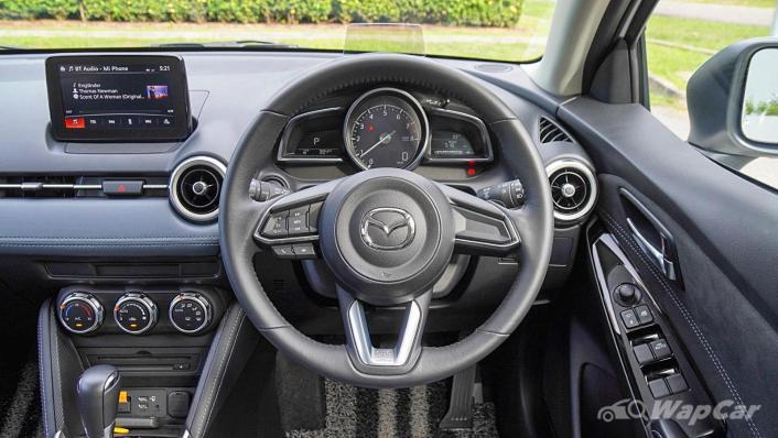 2020 Mazda 2 Hatchback 1.5L Interior 002