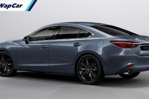 Mazda 6 2021 diperbaharui di Malaysia – standard dengan 'wireless' Apple CarPlay!