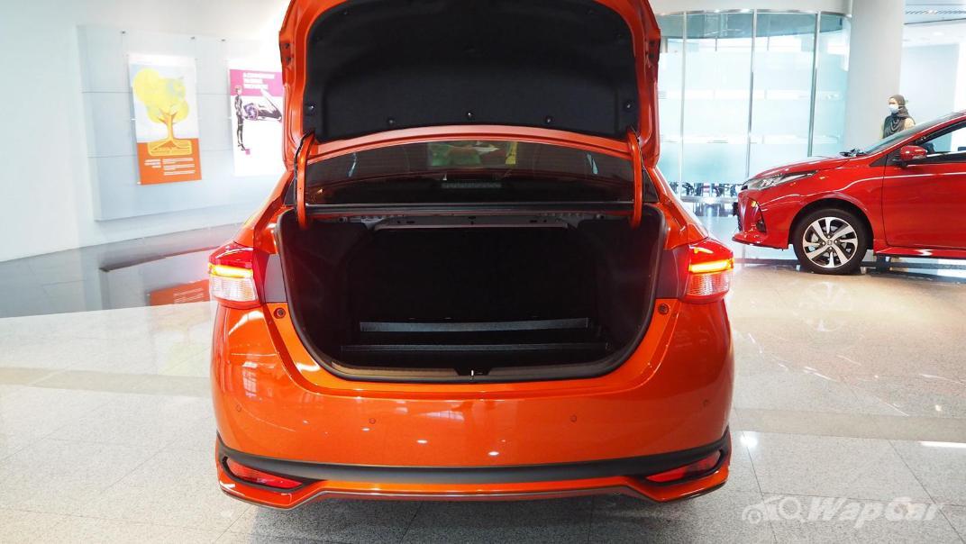 2021 Toyota Vios 1.5G Interior 017
